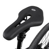 Водонепроницаемое мягкое велосипедное сиденье с дышащей полой конструкцией Универсальное мягкое седло