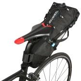 ROSWHEEL 131372 saco de cauda de bicicleta 10L resistente à água