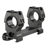 Outdoor Scope Mount mit Bubble Level für 30mm / 1 Zoll Ring Jagd Dual Ring Riflescope Mount