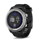 Garmin Fenix ​​3 HR Smart Watch con vetro minerale