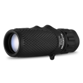 12X25 Focus Monocular Telescope Outdoor Portable Handheld Ultra Monocular Scope for Camping Birdwatching