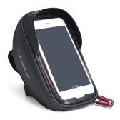 Bolsa impermeable para ciclismo con parasol para teléfono móvil de menos de 6,0 pulgadas