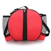 Size 7 Basketball Sports Ball for Soccer Ball Volleyball Carrying Bag Travel Bag with Water Bottle Holder Pockets Saco de basquete, Bolsa de basquete, Bolsa de viagem, Bolsa de futebol, Bolsa de voleibol, Bolsa de basquete,
