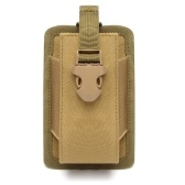 Portable Interphone Pouch Holder Multifunktions-Radio Telefon Holster Radio Molle Pouch Halter Befestigung