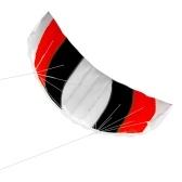 Frameless Soft Dual Line Stunt Parafoil Kite