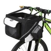 Fahrrad Lenkerkorb Fahrrad Front Bag Box Haustier Hund Katze Träger