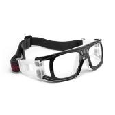 Óculos de proteção de esportes de óculos de proteção de basquete anti-embaçamento