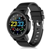 DK02 1.3In IPS Full Circular Screen Fitness Smart Tracker Watch