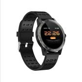 Bt Smartwatch Fréquence cardiaque de la pression artérielle avec écran TFT de 1,3 pouce