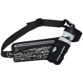 Reflective Running Belt Outdoor Sports Hydration Waist Pack