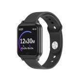 T70 Relógio Inteligente IP67 BT Sports Pulseira Monitor de Freqüência Cardíaca Rastreador de Fitness