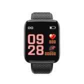D13 1.3in Intelligent Watches 116 Plus Heart Rate Monitoring Watch