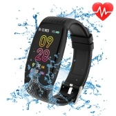 Ultralight Smart Bracelet  IP67 Sports Pedometer Fitness Tracker Heart Rate Blood Pressure Monitor Smart Wristband