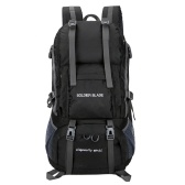 50L Camping Hiking Backpack Large Capacity Mountaineering Pack