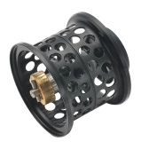 Aluminum Alloy Spool Simple Portable Practical and Durable Baitcasting Fishing Reel Modified for DAIWA Steez/SS SV