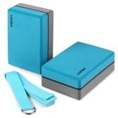 Lixada 2 Pack Yoga Blocks