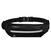 Sports Waist Pack Multifunktionale wasserfeste Telefontasche für das Training im Freien Reisen Lässig Laufen Wandern Radfahren
