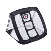 Golf al aire libre Chipping Pitching Jaulas Plegable Golf Práctica Red Interior