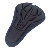 MTB Mountain Bike Cycling Thickened Extra Comfort Ultra Soft Silicone自転車Saddle Seats