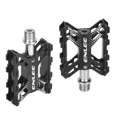 Folding Bike Pedals Aluminium Alloy Flat Bicycle Platform Pedals Mountain Bike Pedals Cycling Pedals