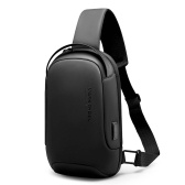 Mark Ryden 2020 New Style Man Chest Pack USB Multi-Function Fashion Outdoor Waterproof Single Shoulder Pack