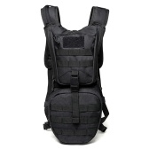 Outdoor Bag Molle Hydration Pack Backpack Waterproof for TPU Water Bladder for Cycling Hiking Climbing