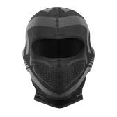 Balaclava Ski Cap Winddicht Staubdicht Thermo-Gesichtsschutz im Winter zum Skifahren Snowboarden Motorradfahren für Herren Damen