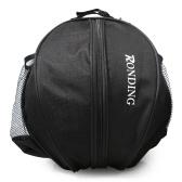 Bola esportiva bolsa redonda Bolsa de ombro para basquete Bola de futebol Futebol Voleibol Bolsa de transporte Bolsa de viagem masculina e feminina