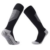 Cushion Football Socks Over the Calf Non Slip Grip for Soccer Ski Basketball Cycling Sports Athletic Compression Knee Socks