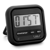 Kitchen Timer Digital Stopwatch with Loud Alarm Large LCD Count up or Countdown Timer for Cooking Shower Bathroom Kids Classroom