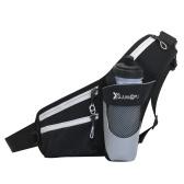 Hüfttasche Gürteltasche für Männer Frauen Laufen Hüftgurt Tasche Hüftgürteltasche Brusttasche mit Wasserflaschenhalter für Sport Gym Workout Travel Commuting