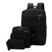 Outdoor Camping Rucksack Verschleißfeste Oxford Umhängetasche mit Sling Bag Handtasche für Outdoor-Aktivitäten