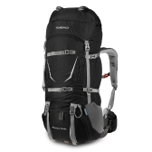 TOMSHOO 70+5L Outdoor Sport Water-resistant Backpack