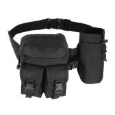 Tactical Molle Tasche Gürteltasche Fanny-Pack Wandern Angeln Jagd Waist Taschen Tactical Sport Hüftgürtel Bag Outdoor-Reisen Militärausrüstung Getriebe