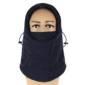Winter Fleece Warm Hut Motorrad Winddichte Gesichtsmaske Hut Neck Beanies Unisex Fahrrad Thermal Fleece Hut