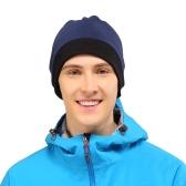 Открытый Спорт Многофункциональный ветрозащитный зимний флис Шея Gaiter Warmer Шарф Beanie Hat Маска для лица Катание на лыжах Велоспорт Сноубординг для мужчин Женщины