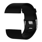 Ersatzband für Fitbit Surge Soft TPU Silikon Verstellband für Fitbit Surge Fitness Superwatch