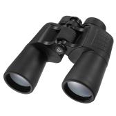 Binoculares de alta potencia 10x50 Deporte al aire libre Multi-coated Gran angular Prismáticos Telescopio para la caza Camping Observación de aves Observación de la fauna