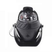 Hohe Präzision Auto Magnetischer Kompass Multifunktionale LED-Licht Elektronische Navigation Sea Marine Boot Schiff Kompass