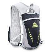 AONIJIE paquete de hidratación al aire libre Correr chaleco paquete bolsa de vejiga de agua para deportes correr senderismo ciclismo escalada maratón