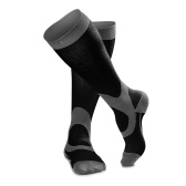 Graduated Compression Socks Men Women Running Marathon Hiking Recovery Stocking Sports Nursing Long Socks
