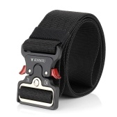 Quick Release Tactical Belt with  Heavy Duty Waist Band