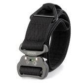 Cintura tattica resistente a sgancio rapido con nastro di fissaggio