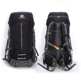40+10L Hiking Backpack Outdoor Waterproof