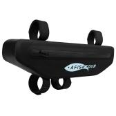 Wasserdichte Fahrrad-Dreieck-Tasche Fahrradschlauchtasche Fahrradrahmentasche Aufbewahrungstasche für Fahrradzubehör