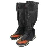 Ghette per esterni Manicotto Protezione per le gambe Manicotto per polpaccio da arrampicata Campo innevato Deserto Camminare Ciclismo Manicotto per ghette antisporco impermeabile
