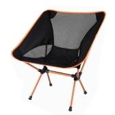 Cadeira dobrável ultraleve de viagem