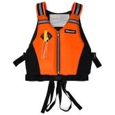 Профессиональный спасательный жилет 40-95 кг для мужчин и женщин, спасательный жилет на молнии, плавательный жилет для водных видов спорта, серфинга, плавания, рыбалки