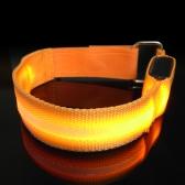 LED reflektierender Gurt, der Radfahren-Hüftgurt laufend läuft