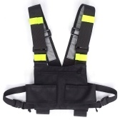 Outdoor Hunting Radio Harness Chest Rig Front Pack
